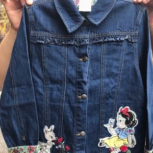 NWT!! Girls Disney Snow White Jacket